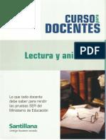Concurso Docente La Lectura Ccesa007