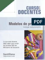 Concurso Docente Modelo de Examen Ccesa007