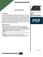 EMC Guidelines