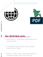 world bank and health