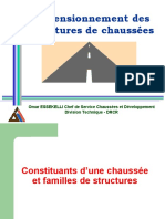 2 Cours EHTP 2009 - Dimensionnement Des Structures de Chaussées - Généralités