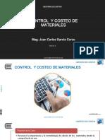 Sesión 05 -  Control y costeo de materiales