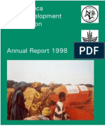 AfricaRice Annual Report 1998