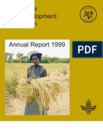 AfricaRice Annual Report 1999