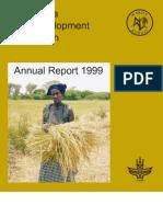 AfricaRice Annual Report 1999