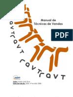 CAPA MANUAL TECNICAS DE VENDA