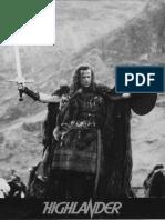 Highlander l'Assemblée par Hogashson