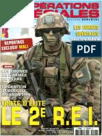 Operations Speciales No7 - Mai-juin 2014 - Turquoise - Rwanda
