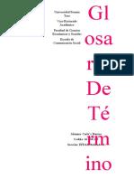 Glosario de Terminos EFD121-SAIAA-04 Carle's Barrios