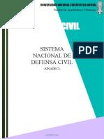 Martinez Zuñiga - Resumen Sinadeci