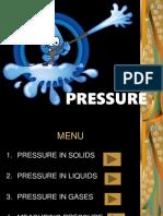 PRESSURE - powerpoint