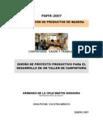 PAPIR-2007-CARPINTERIA-MODELO
