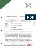 ATEX_50V160-01 [d-LIST SEC-á15 Auswerteeinheit SCU-á800 Anschlussbox CBO-á5 -Ex Konformit+ñtsaussage]