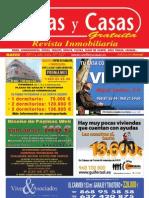 Revista Casas y Casas MARZO 2011