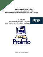 Laboratórios de Informática ProInfo Urbano