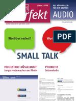 small talk german