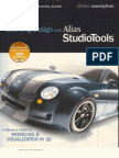 Learning Design With Alias StudioTools