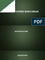 OPERACIONES BANCARIAS CORREO