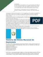 Historia de La Bandera de Guatemala
