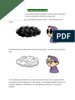 Óculos positivos e negativos