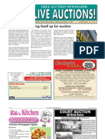 The Auction Report 2.25.11 Edition