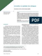 Artigo controle de fase pré-analítica do esfregaço
