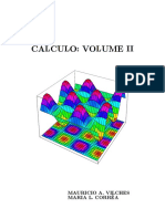 Calculo Diferencial e Integral II - Mauricio A1 Vilches e Ma