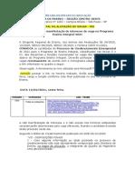 Edital de Alocao Credenciamento Emergencial
