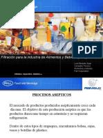 Aplicaciones Pall- Industria Láctea - Sexto