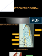 Diagnóstico periodontal