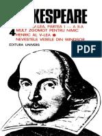 SHAKESPEARE, William - Opere Complete (Vol.4)