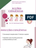 Infecções congênitas - CURSO