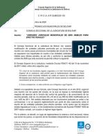 Circular 133 - Aclara aspectos de las Unidades Judiciales Municipales para Efectos Penales