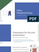 P1 B Oral Presentation (Fall)