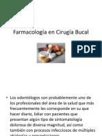 Farmacología Cirugía