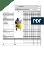 F-SSTA-108 Inspeccion Compresor