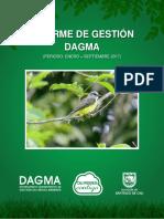 Info. Gestión DAGMA Sep. 2017