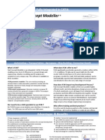 Fast Concept Modeller Overview