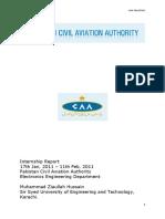 CAA-EED Internship