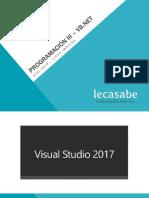 5.lecasabe-ProgramaciónIII-VB.Net-2017_POO