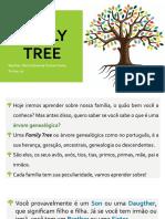 FAMILY TREE - Turma 02