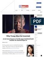 Why Trump Must Be Convicted _ DCReport.org