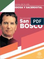 Dimensiones de La Vida Sacerdotal en Don Bosco