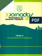 x Jornadas Venezolana de Derecho Tributario Tema II Amornizacion Tributaria