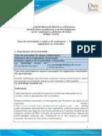 Guía de Actividades y Rúbrica de Evaluación – Unidad 1 - Tarea 2 - Marco Legislativo en Colombia (1)