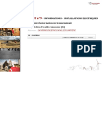 11 2018 AVL DAUE P9 Description Des Installations Électriques