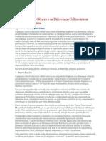As questões de Gênero e as Diferenças Culturais nas Escolas Brasileiras