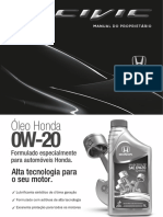 Civic 2014 - Proprietário
