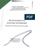 Eduardo Cesar Silveira Vita Marchi – Do Pactum Ut Minus Solvatur – Precedente Romano Da Concordata Moderna.