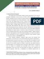 A Primeira Lei dos Circulos - debates parlamentares [...]